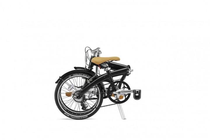 MINI Folding Bike Grey