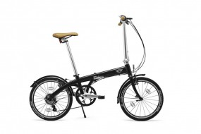 MINI Folding Bike Grey