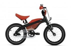 BMW Kids Bike Schwarz/Orange