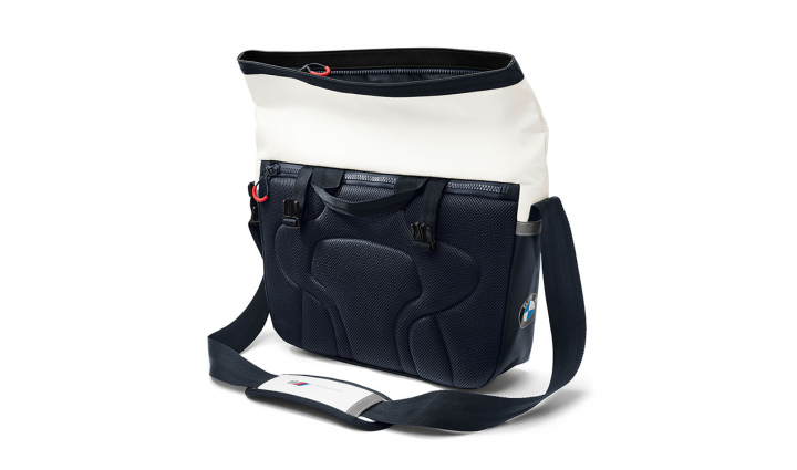 BMW Motorsport Messenger Bag & BMW M Kulturtasche