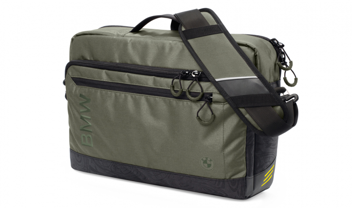 BMW Active Messenger Bag