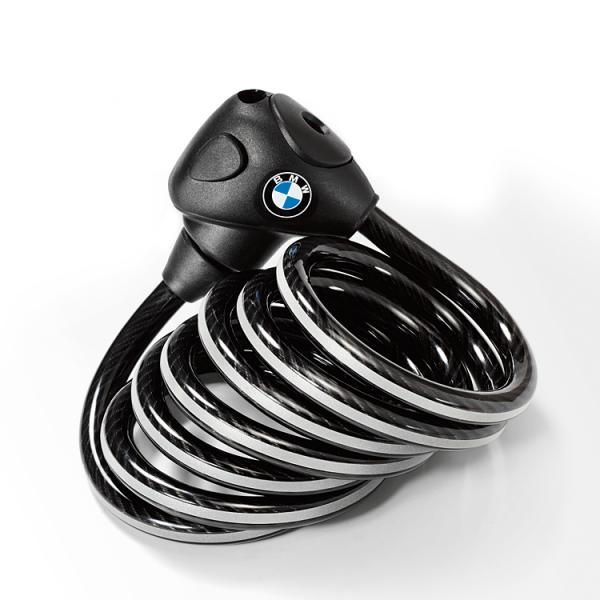 BMW Bike Spiralschloss