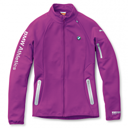 Damen Athletics Softshell Jacke