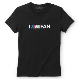 "Damen ""I'M FAN"" T-Shirt Motorsport"