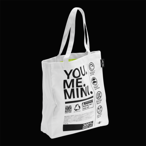 MINI Cotton Bag YOU.ME.MINI